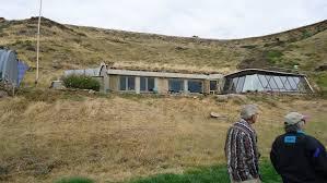 Earth Homes Designs Berm Home