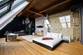 Design Ideas Decorating Contemporary Cool Loft Bedroom With For Bedrooms  Gallery Eclectic Apartment Budapest Shay Sabag