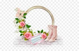 birthday cake happy birthday to you heels pearl pink flower photo frame