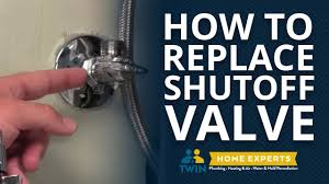 How To Replace A Shut Off Valve Under Your Sink Youtube