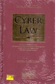 Cyber Law Buy Cyber Law An Exhaustive Section Wise Commentary On The