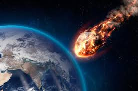 Image result for how Sodom and Gomorrah were destroyed giant asteroid