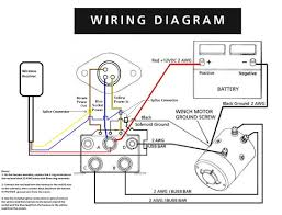 badlands winch remote wiring diagram wiring diagram 3500 lb atv utility electric winch automatic load holding brake badland winch solenoid wiring diagram