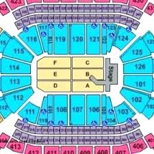 Toyota Center Concert Seating Chart Toyota Center Seating Chart Mrcontainer Co