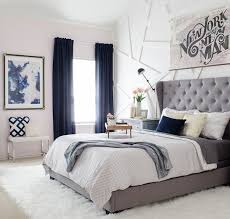 Small Picture Navy Blue Bedroom Curtain Ideas 15 Ways To Decorate With