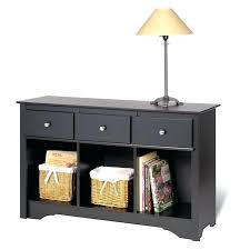 black hall console table. Small Black Hall Table Living Room Console With 3 Drawers And Gloss