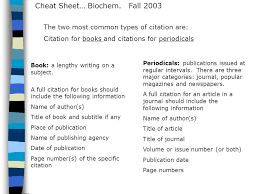 cheat sheet for biochemistry students ppt video online  4 cheat sheet