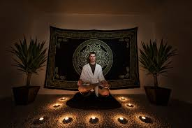 creating a meditation space in home