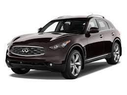 2009 Infiniti FX35 Reviews and Rating | Motor Trend