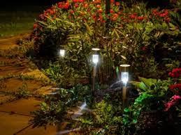 installing solar garden lights learn