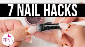 7 <b>Salon Nail</b> Hacks for <b>Professional Nail</b> Techs! - YouTube