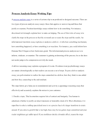process analysis essay 50 great topics for a process analysis essay thoughtco
