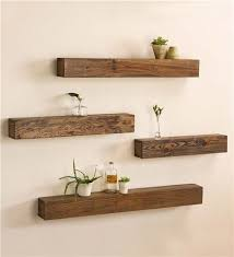 Modern Wall Shelves Decorative Modern Wall Shelves Recycled Things
