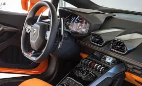 huracan interior orange. huracan interior image orange