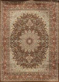 8x11 wool rug wool rugs feraghan4018brown 8x11 39999 8x11 wool area rugs 8x11 wool rug