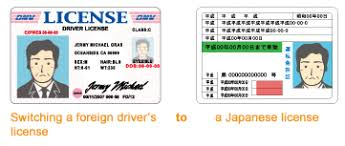 Wish Their Driver's A Japanese For License Foreign Switch To Jaf Nationals Who
