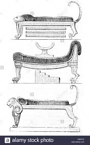 Bedroom Furniture Chair Ancient Egyptian Couches Couch Chaise Longue Egypt Bedroom