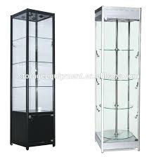 display case cabinet corner glass display cabinet corner glass display cabinet supplieranufacturers at 144 display case cabinet glass