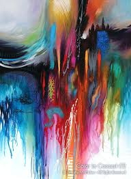 modern abstract paintings work for on canvas acrylic painting techniques