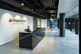 Modern Office Lighting at Employsure