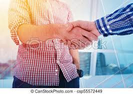Citizen office concept Furniture Stores Handshaking Business Person In Office Concept Of Teamwork And Partnership Double Exposure Csp55572449 Can Stock Photo Handshaking Business Person In Office Concept Of Teamwork And