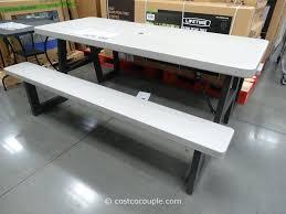 lifetime picnic table lifetime folding table lifetime picnic table