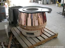 beech ovens tandoor for the hilton malaga