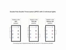 wiring diagram of a double throw switch the wiring diagram double pole double throw wiring diagram nilza wiring diagram