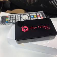Global Plus Tv Box Pro 4k - Technosys Computers Inc