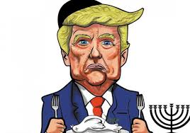 Arabic Language Media Propagate Anti-Semitic Cartoons in Wake of President  Trump's Recognition of Jerusalem as Israel's Capital | Anti-Defamation  League