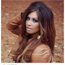 tracy dimarco epstien from jerseylicious love her hair and the colors