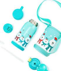 <b>Детский термос</b> Xiaomi <b>Viomi</b> Children Vacuum Flask 590ml Blue в ...