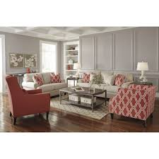 Living Room Set Ashley Furniture Ashley Furniture Sansimeon Livingroom Set In Cinnamon Local