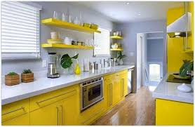 Yellow And Gray Kitchen Decor Grey And Yellow Kitchen Home Design Ideas