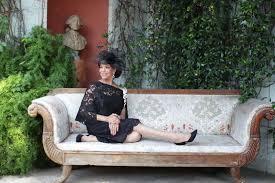ADVANCED STYLE: Marisela Federici