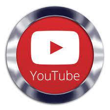 HD wallpaper: YouTube play button logo ...