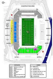 Fiu Football Stadium Seating Chart Florida International Panthers 2008 Football Schedule