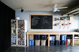 Ideas for how to organize your garage and turn it into a space where you can