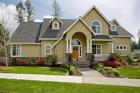 What Exterior House Colors You Should Have MidCityEast Enchanting Beautifully Painted Houses Exterior Ideas Remodelling