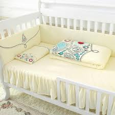 yellow crib bedding sets warm and comfortable super soft