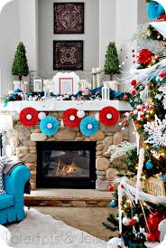Relieving Mantel For Mantels Home Stories A To Z in Christmas Mantel  Decorations