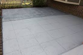 unique slate concrete patio makeover r u l y aw71
