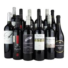 12 bottle red wine mixed case bottle red wine