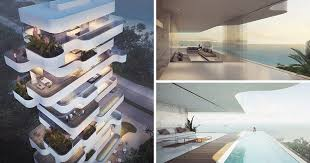 apartment architecture design. Beautiful Design Orange Architects Have Recently Won A Competition For The Design Of  Residential Tower With Their Intended Apartment Architecture Design G