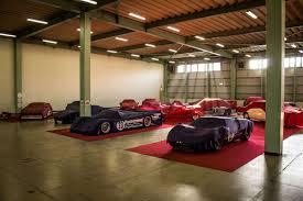 garage inside with car. Brendan McAleer Garage Inside With Car