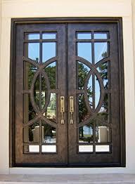 exterior glass wood door. Modren Door Custom Made Double Exterior Front Entry Wooden Glass Door  ITO DOORS And Wood R