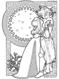 Small Picture Online Fantasy Coloring Pages 78 With Additional Coloring Site