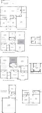 Floors And Kitchens St John Claybourn Floor Plans Homes Of Integrity Construction
