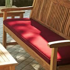 ft Sunbrella Outdoor Garden Bench Cushion Replacement