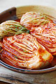 Traditional Kimchi Recipe (Napa Cabbage Kimchi) - Korean Bapsang